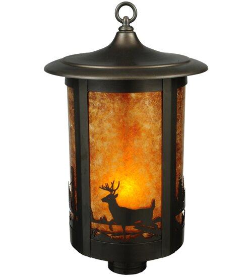 Fulton Deer Creek 1-Light Lantern Head by Meyda Tiffany