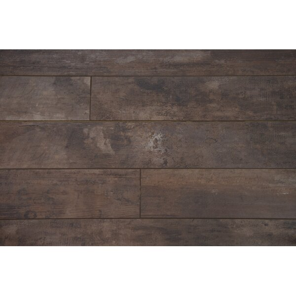 Naples 4 x 48 x 12mm Oak Laminate Flooring in Umber by Branton Flooring Collection