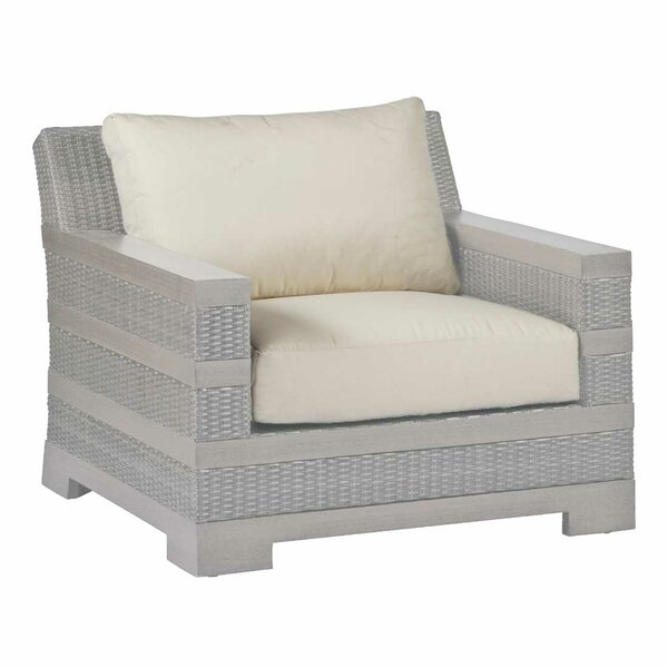 Sierra Patio Chair with Cushions by Summer Classics