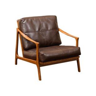 Superieur Henry Leather Armchair