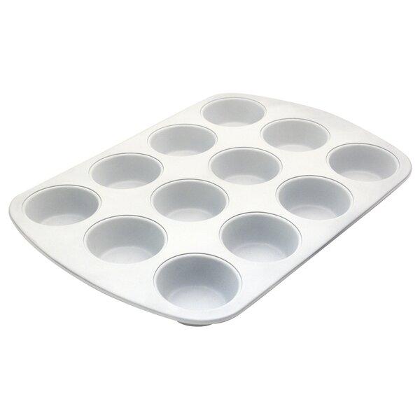 Cerama Bake 12 Cup Muffin Pan by Range Kleen