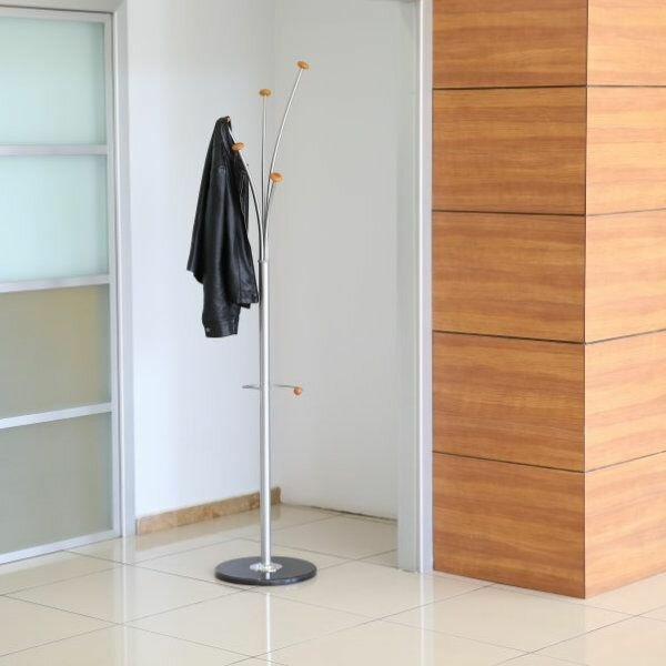 Espinal Metal Coat Rack by Ebern Designs