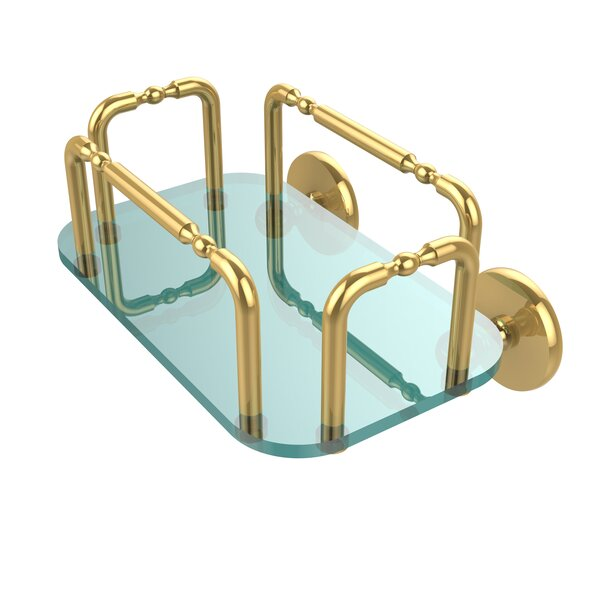 Skyline Free Standing Soap Dish by Allied Brass