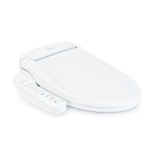 Swash SE400 Advanced Round Toilet Seat Bidet by Br