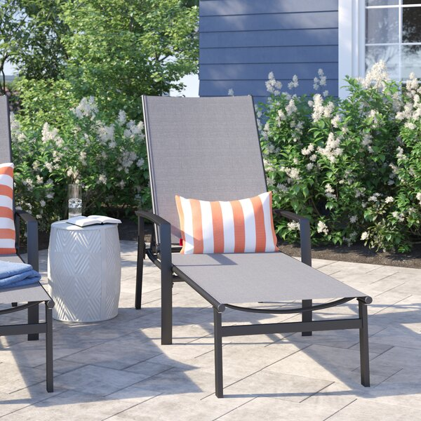 Rayleigh Chaise Lounge By Sol 72 Outdoor