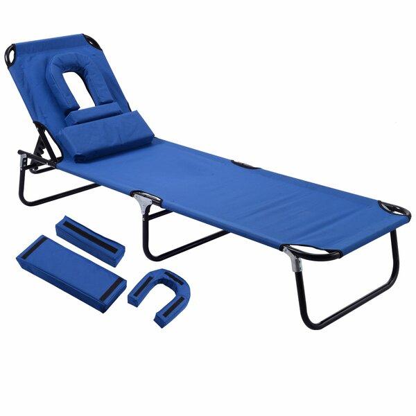 Samaniego Reclining Chaise Lounge
