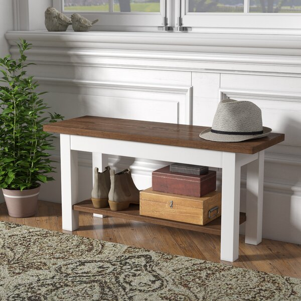 Mccardle Storage Bench by Gracie Oaks