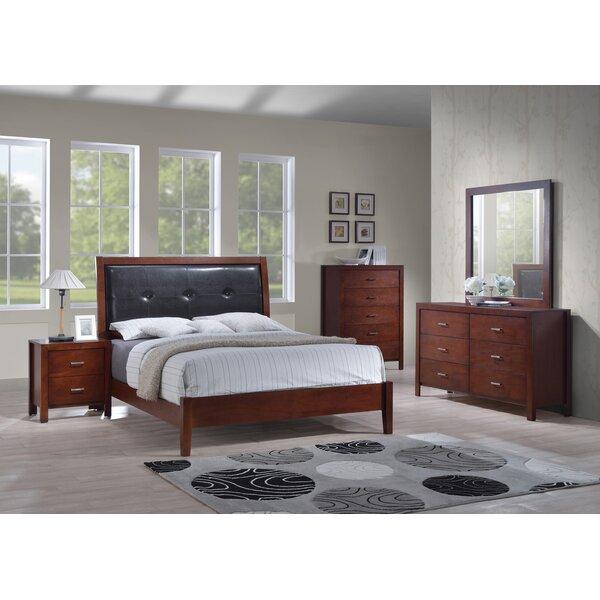 Vanatta Panel 6 Piece Bedroom Set by Latitude Run