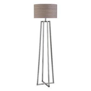 Reviews Evandale 64.5 Floor Lamp By Wade Logan