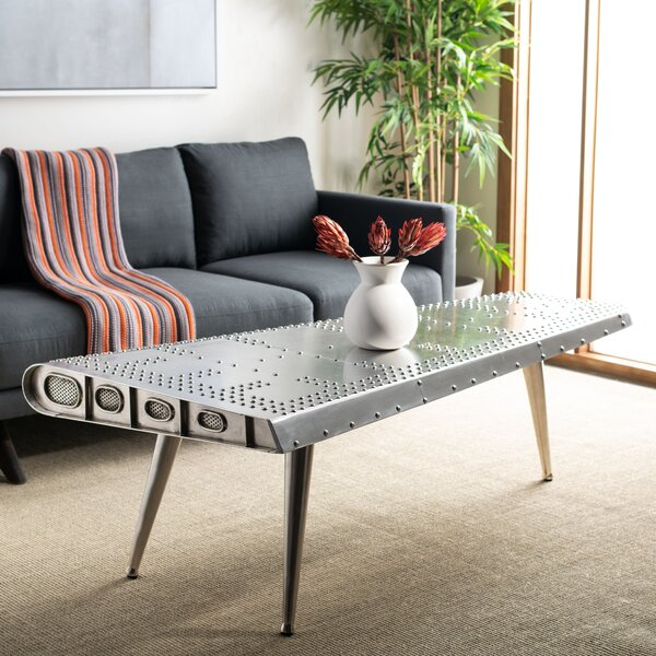 Trivette Coffee Table by Williston Forge