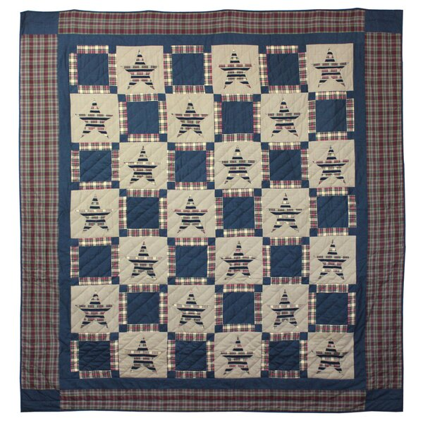 Dogra Star Quilt