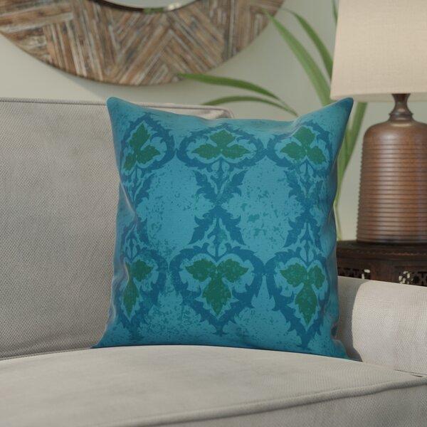 Soluri Geometric Throw Pillow by Bungalow Rose
