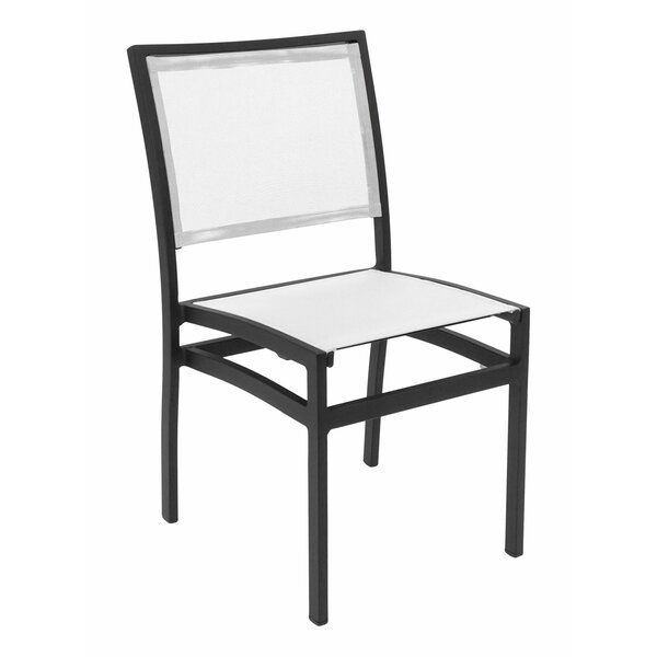 Con Series Stacking Patio Dining Chair by Florida Seating Florida Seating