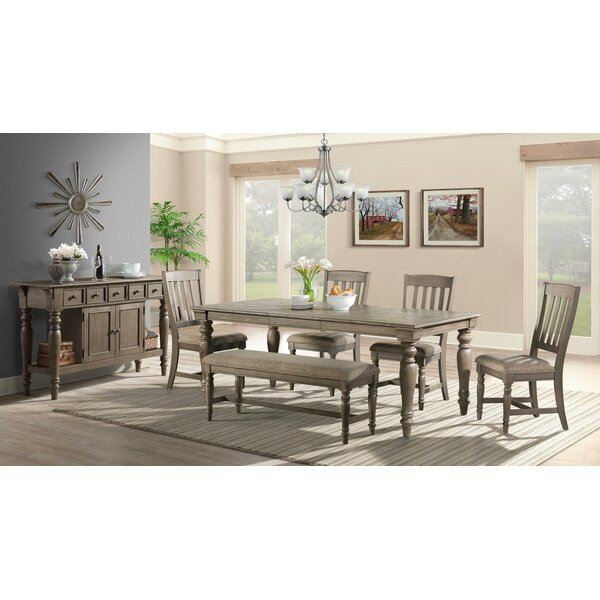 Paola 6 Piece Dining Set by Darby Home Co