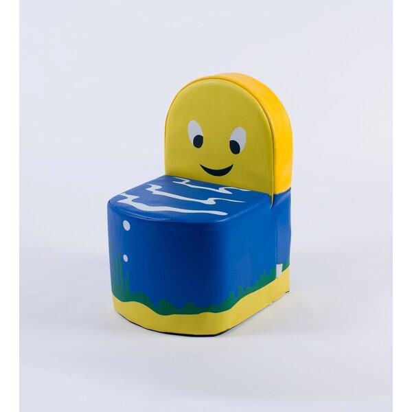 Ocean Life Kids Novelty Chair by KaloKids