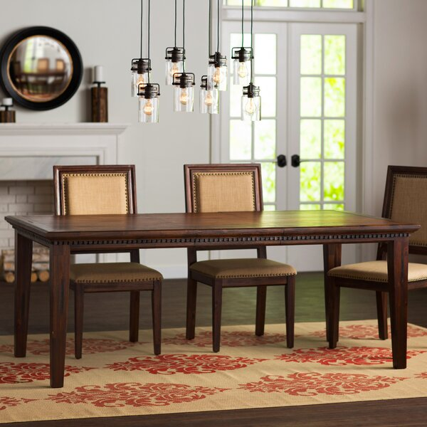 Duquette Dining Table by Gracie Oaks