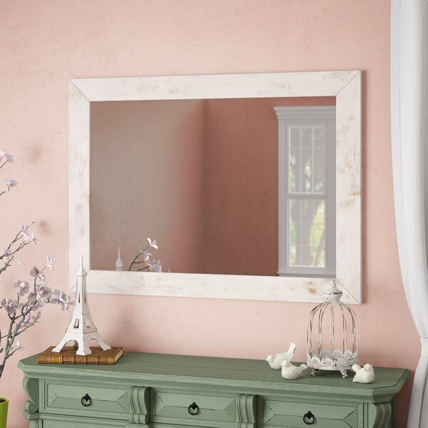 Castagnier Rectangular Dresser Mirror by Lark Manor