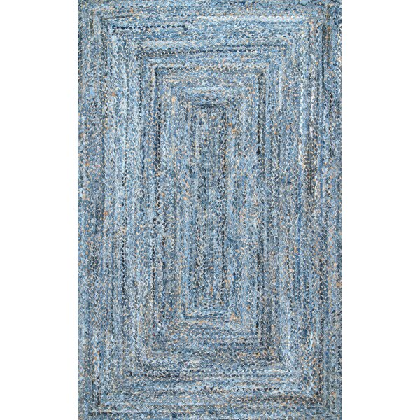 Cady Blue Area Rug by Beachcrest Home