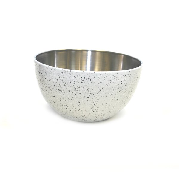 Granite Design Light Stainless Steel Mixing Bowl by p!zazz