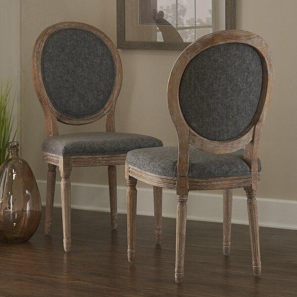 Renne Upholstered Dining Chair (Set Of 2) By Lark Manor Lark Manor