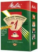 No. 1 Cone Coffee Filter (Set of 40) by Melitta