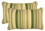 Reddick Outdoor Lumbar Pillows (Set of 2) by Alcott Hill