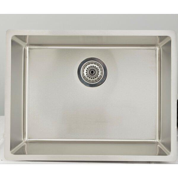 22 X 18 Undermount Kitchen Sink with 18 Gauge