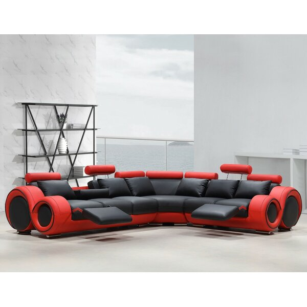 Faviola Right Hand Facing Reclining Sectional By Orren Ellis