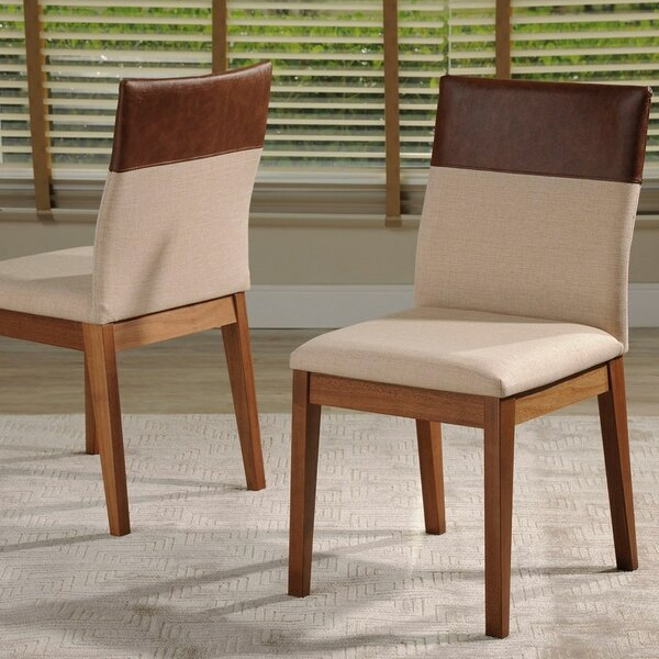 Tarvin Upholstered Dining Chair by Union Rustic