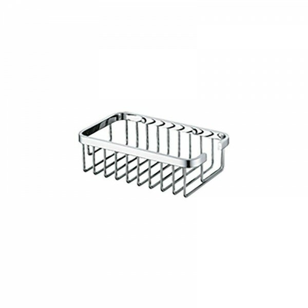 Deep Rectangular Shower Caddy by Rebrilliant