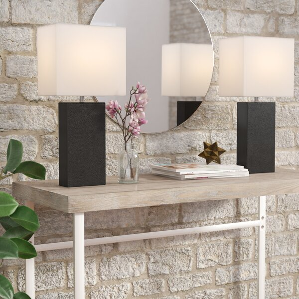 "Ivy Bronx Indra 21"" Table Lamp & Reviews"