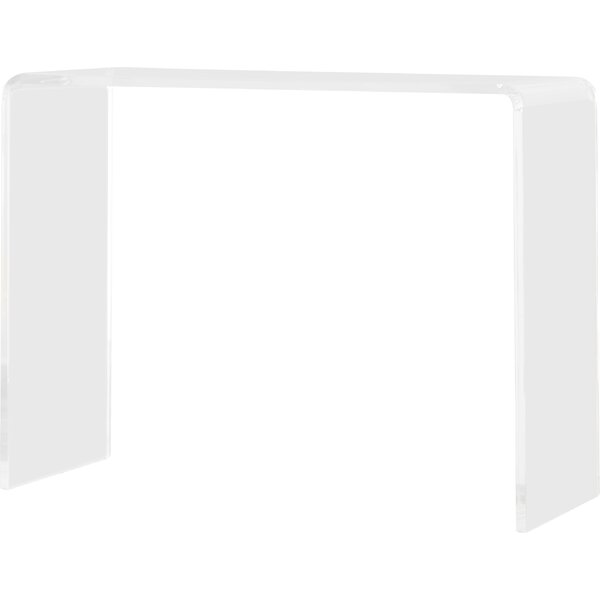 Bear River Pure Décor Uptown Console Table by Wade Logan