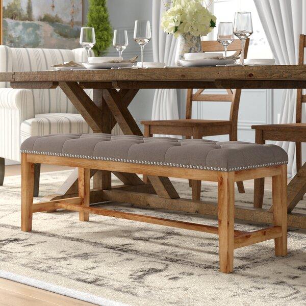 Wood Bench by Birch Lane™