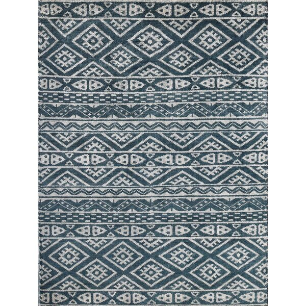 Lunenburg Steel Gray Area Rug by Union Rustic