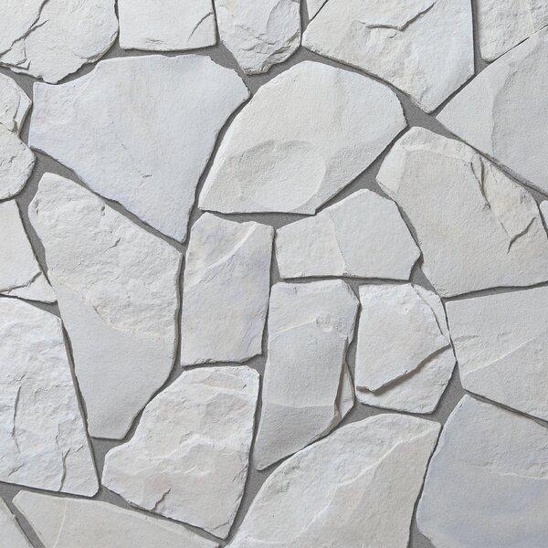 Bedrock Random Sized Concrete Composite Rock Exterior Tile in Calgary by Emser Tile