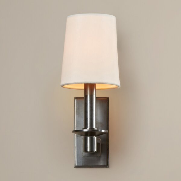 Klingler 1-Light Wall Sconce by Darby Home Co
