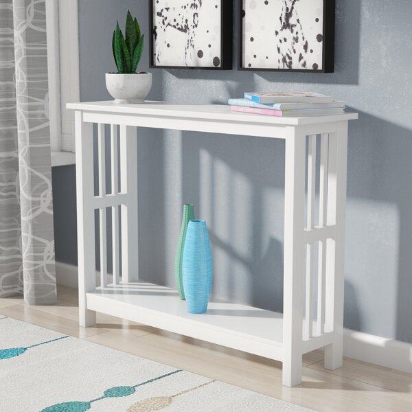 Price comparison Minerva 39.5 Console Table by Andover Mills