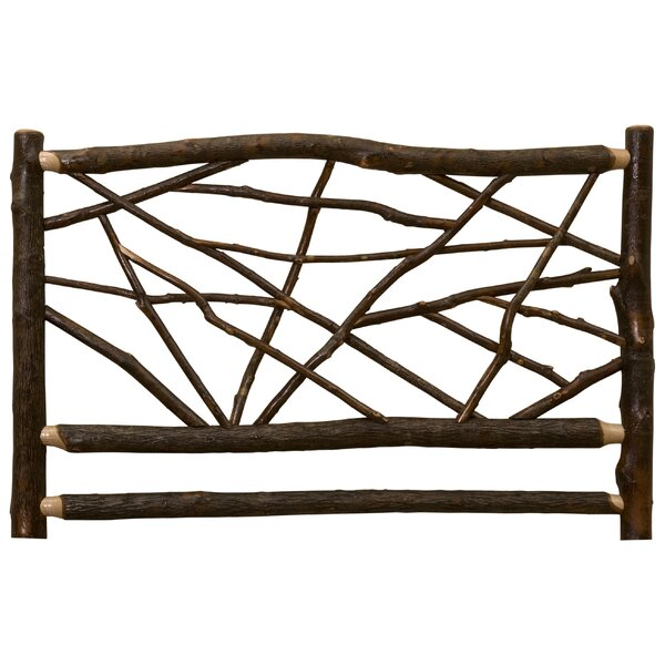 Cleary Twig Open-Frame Headboard by Loon Peak