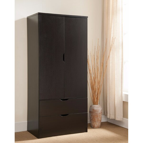 Anderson Spacious Armoire by Trule Teen