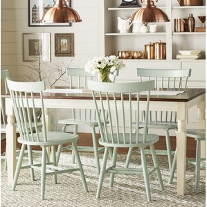 Leamont Dining Table by Rosecliff Heights