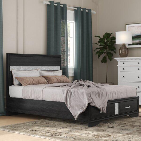 Gilliam Storage Platform Bed by Modern Rustic Interiors
