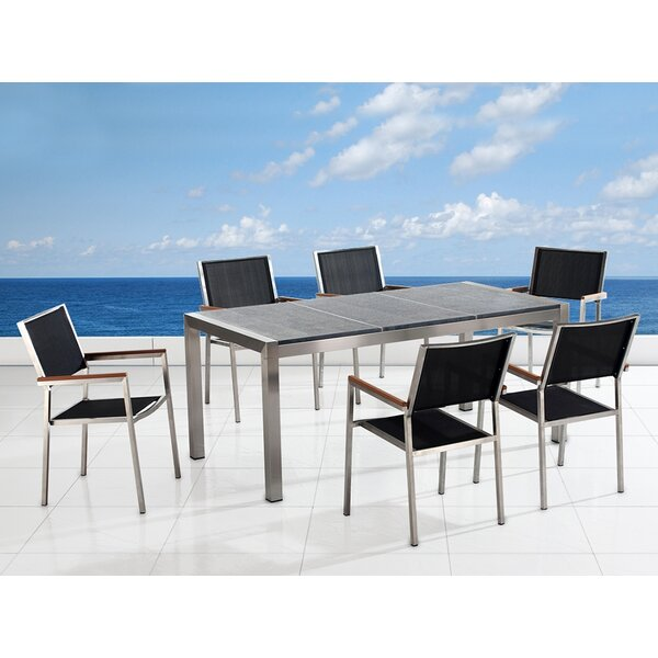 Grainne 6 Seater Dining Set by Home Etc