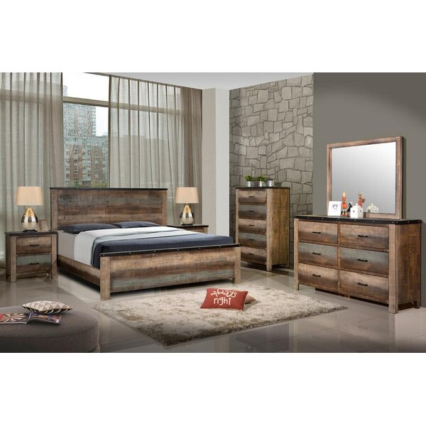 Zager Panel Configurable Bedroom Set by Millwood Pines