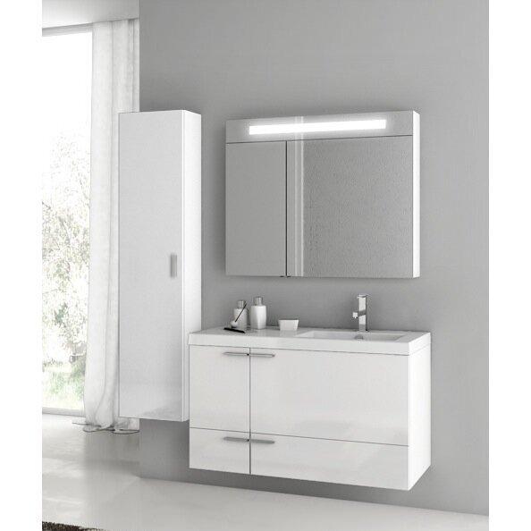 Letourneau 39 Single Bathroom Vanity Set