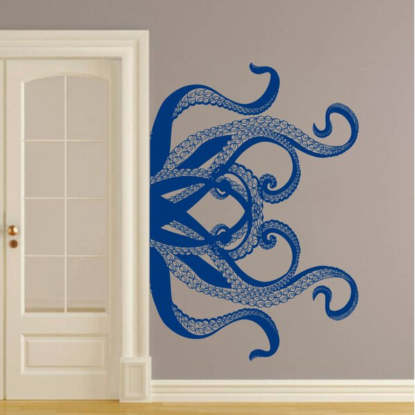 Kraken Tentacles Wall Decal by Decal House