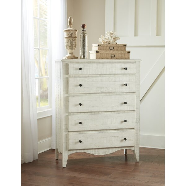 Anderton 5 Drawer Dresser by Ophelia & Co.