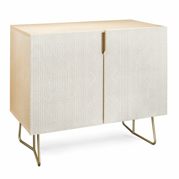 Holli 2 Door Accent Cabinet by East Urban Home East Urban Home