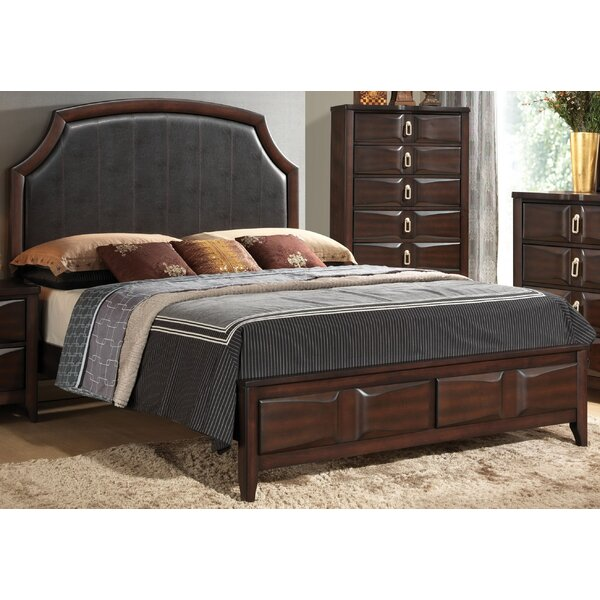 Elidge Upholstered Standard Bed by Darby Home Co