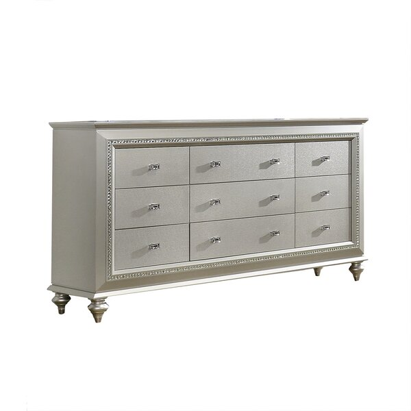 Echols 9 Drawer Dresser by Mercer41