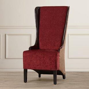 Brisa High Back Fabric Chair